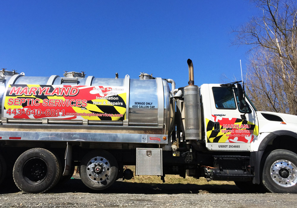 Septic Services Harford County